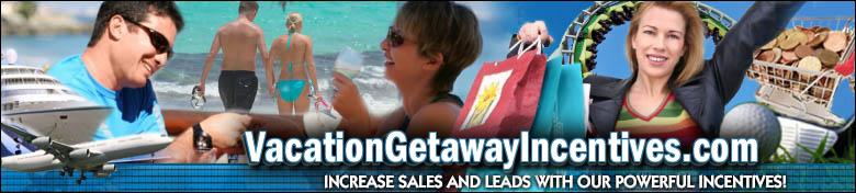 Vacation Certificate Incentives - VacationGetawayIncentives.com